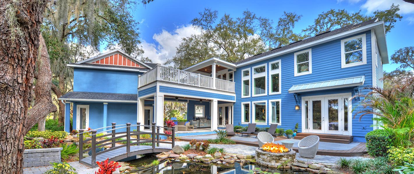 The Shenandoah at FishHawk Ranch | Tampa New Home