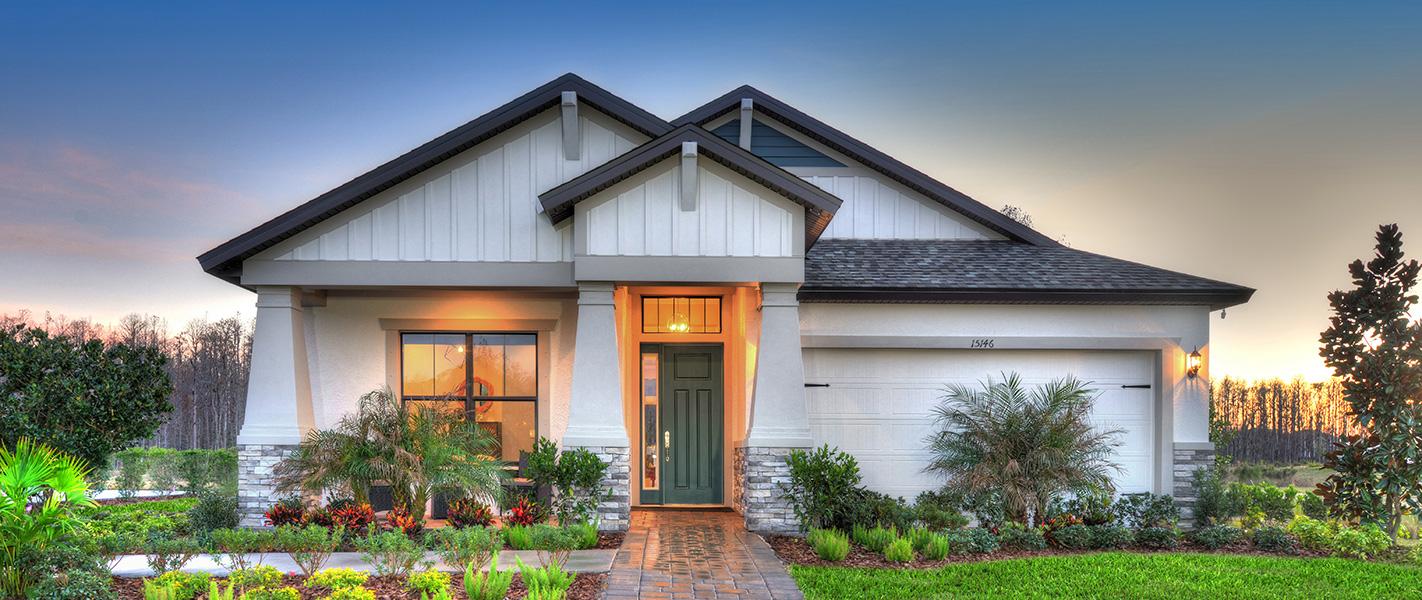 The Serena - Model Home