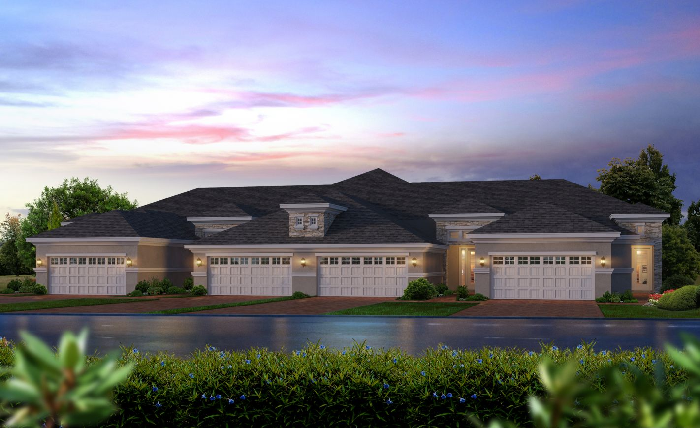 new home sales | plantation bay golf & country club