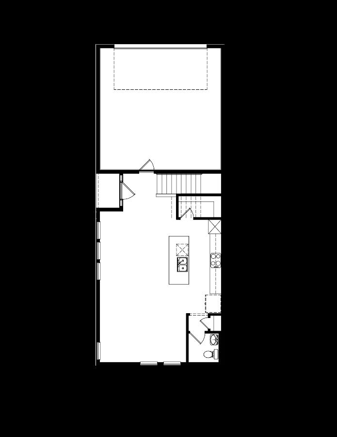 The Augustine Floorplan at Nocatee