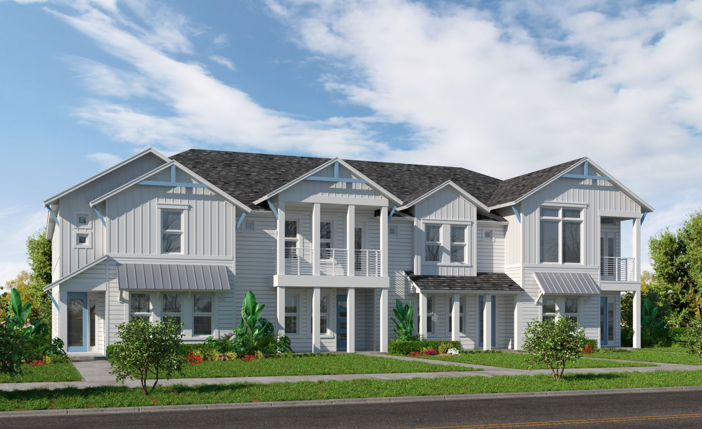 Nocatee Homes for Sale - The Flagler at Nocatee