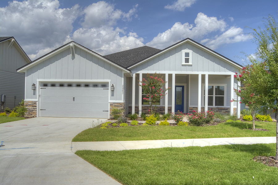 Weston at oakmont ici homes for Ici floor plans