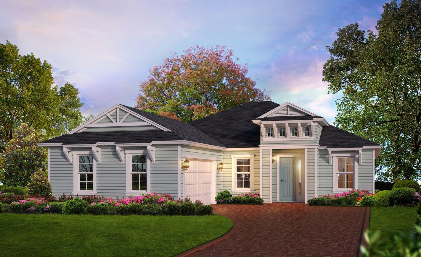 Fernandina Beach Homes for Sale - The Sophia at Amelia National