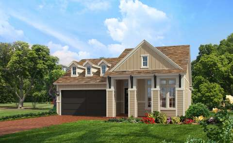 New Homes in Jacksonville | ICI Homes on