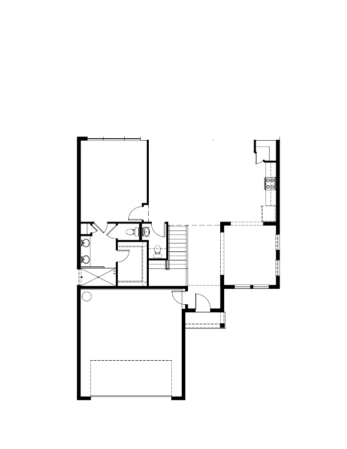 The Del Mar Floorplan at Mosaic