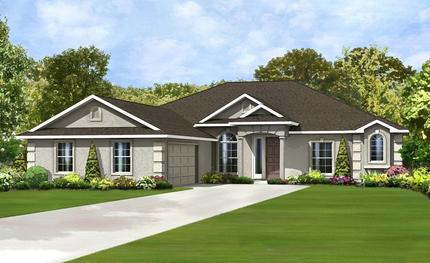 New Homes In Breakaway Trails Ormond Beach Ici Homes