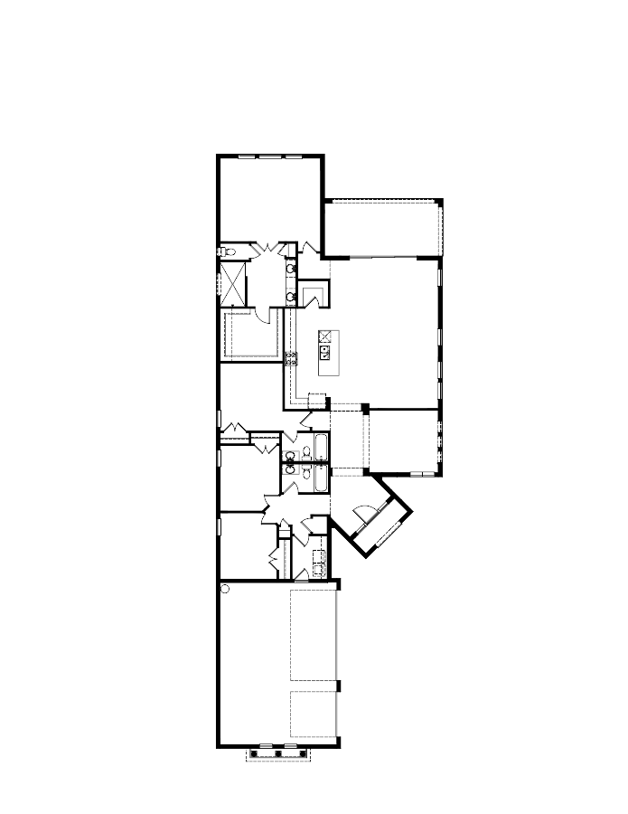 The Kelan Floorplan at The Conservatory