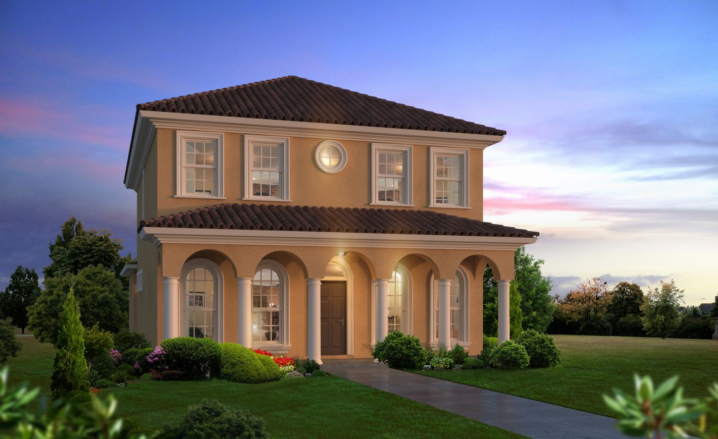 New homes ici homes in ponte vedra for Ici floor plans