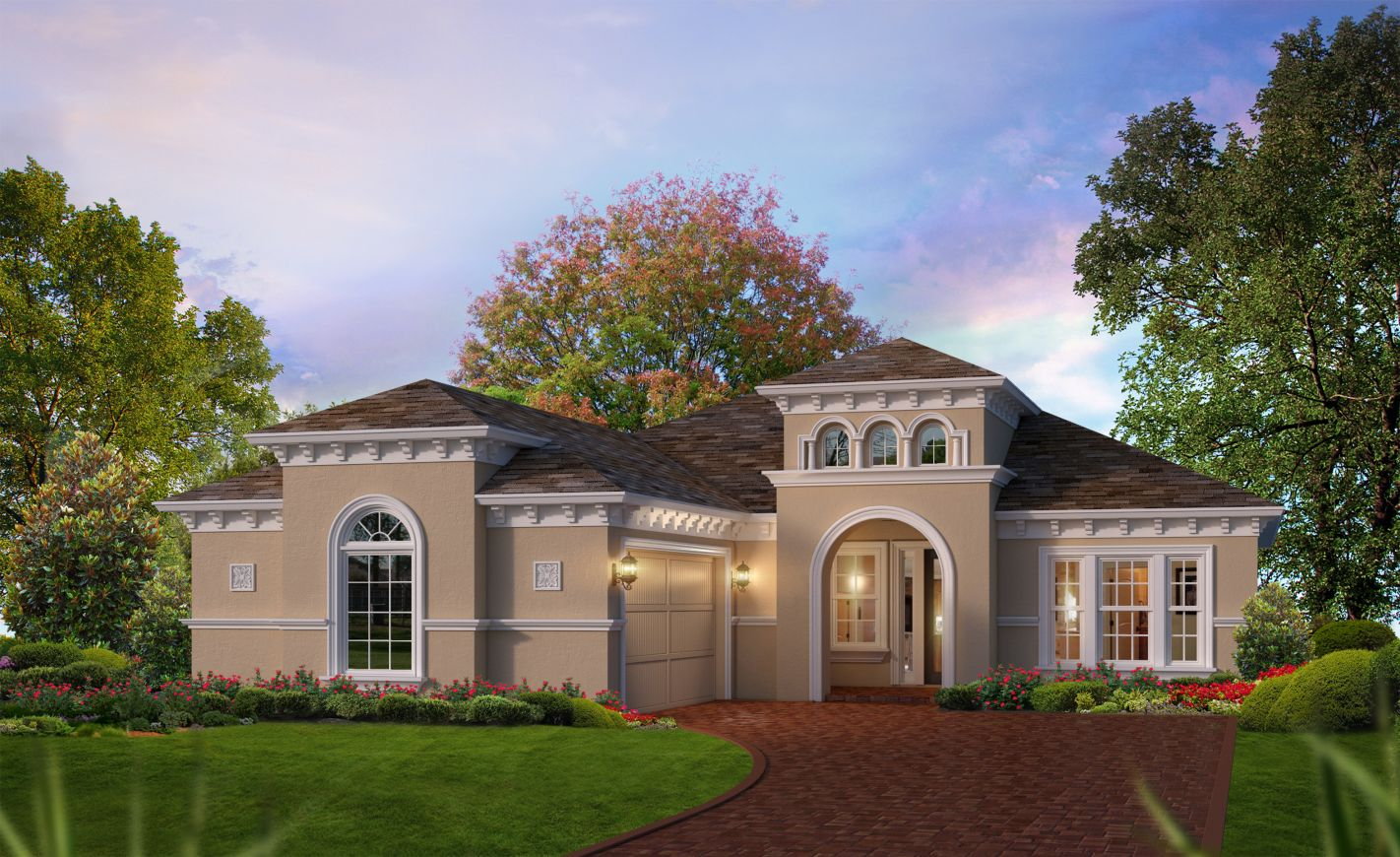 Jacksonville Homes for Sale - The Emma at Tamaya