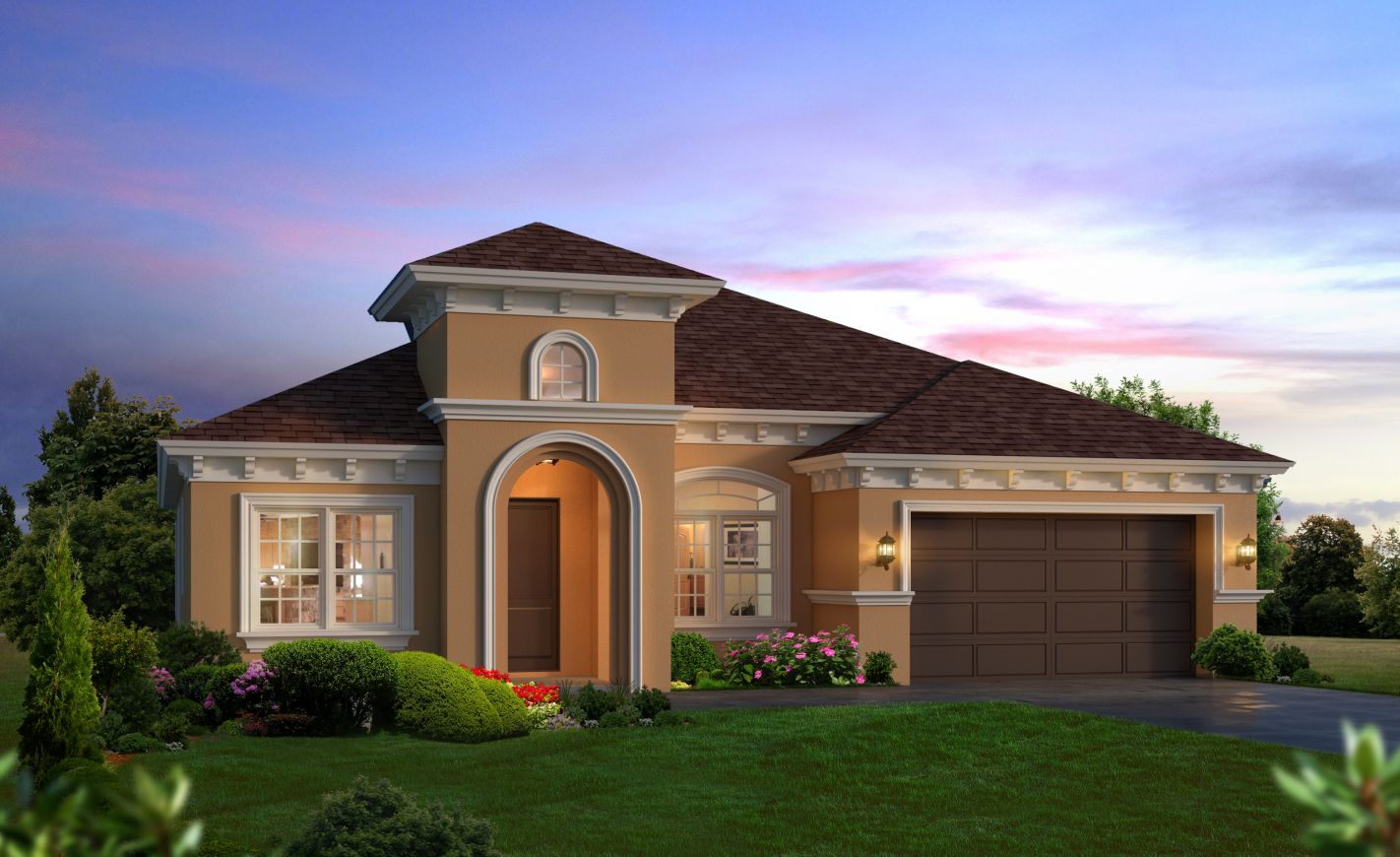 Ici homes oakmont for Ici floor plans