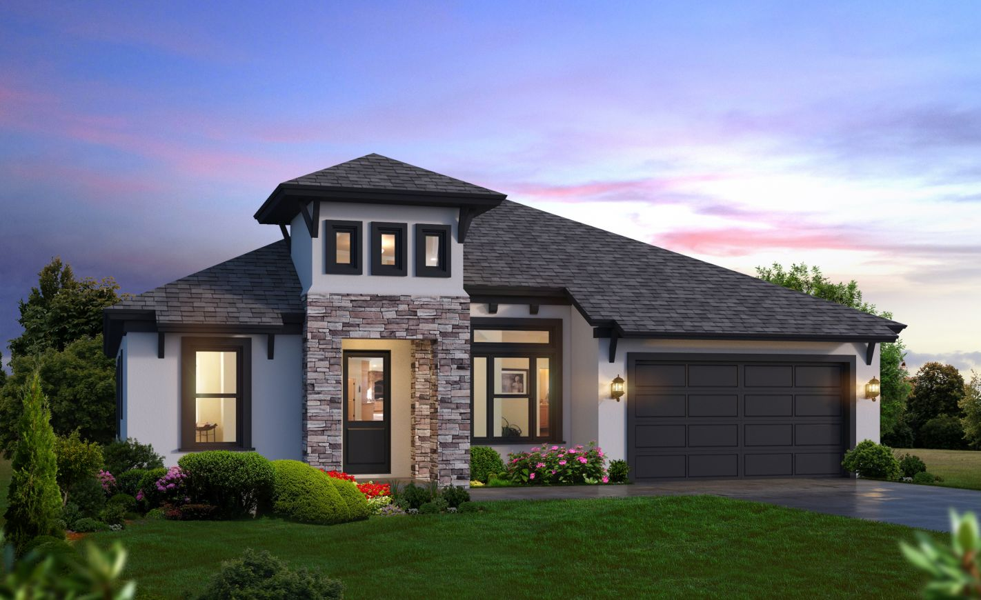 Belaire at chelsea place ici homes for Ici floor plans