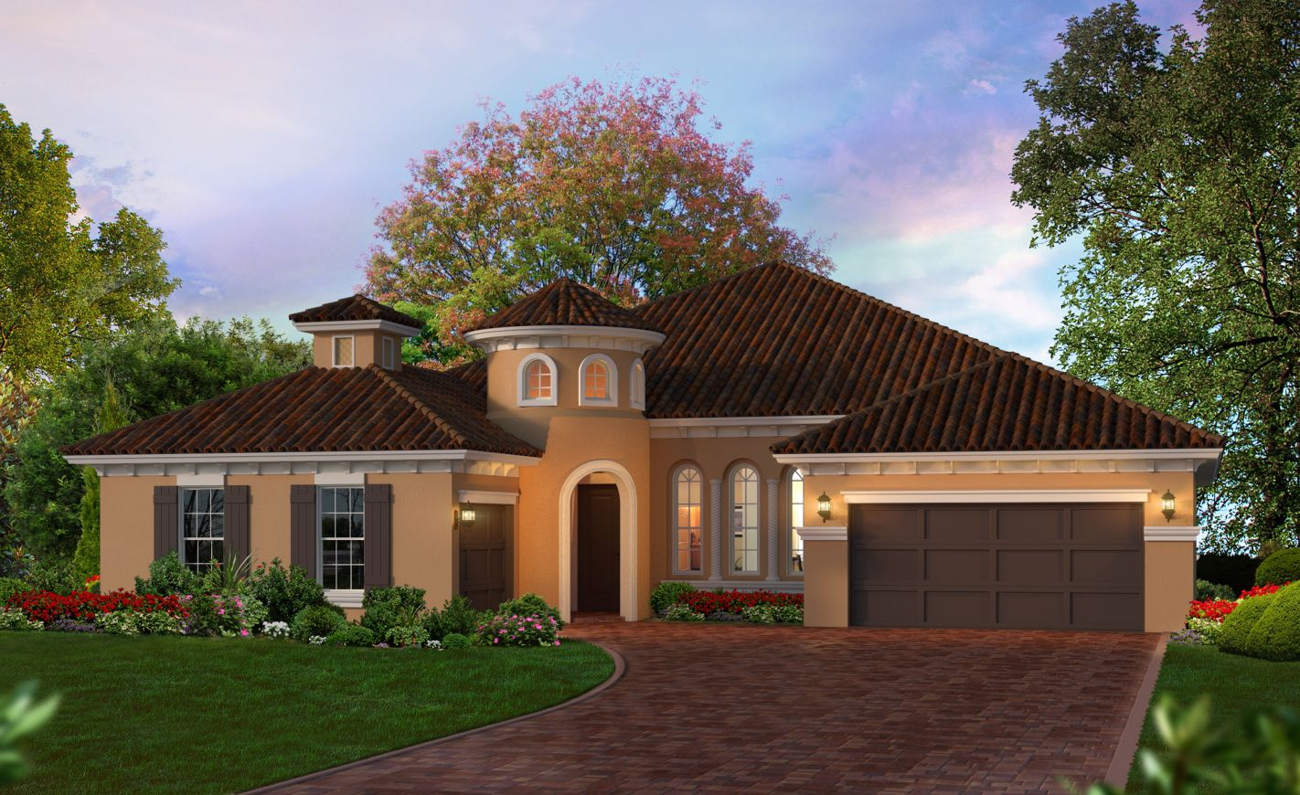New homes in tamaya jacksonville ici homes for Ici floor plans