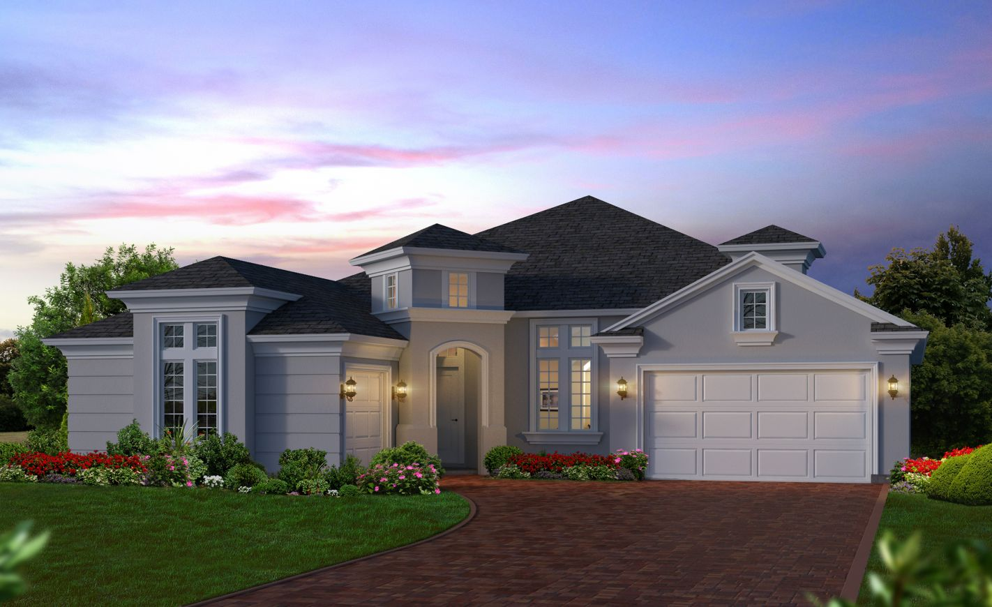 New homes in amelia national fernandina beach ici homes for New homes that look old