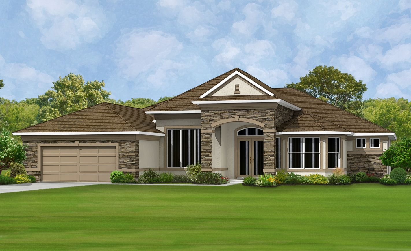 New homes in breakaway trails ormond beach ici homes for Ici floor plans