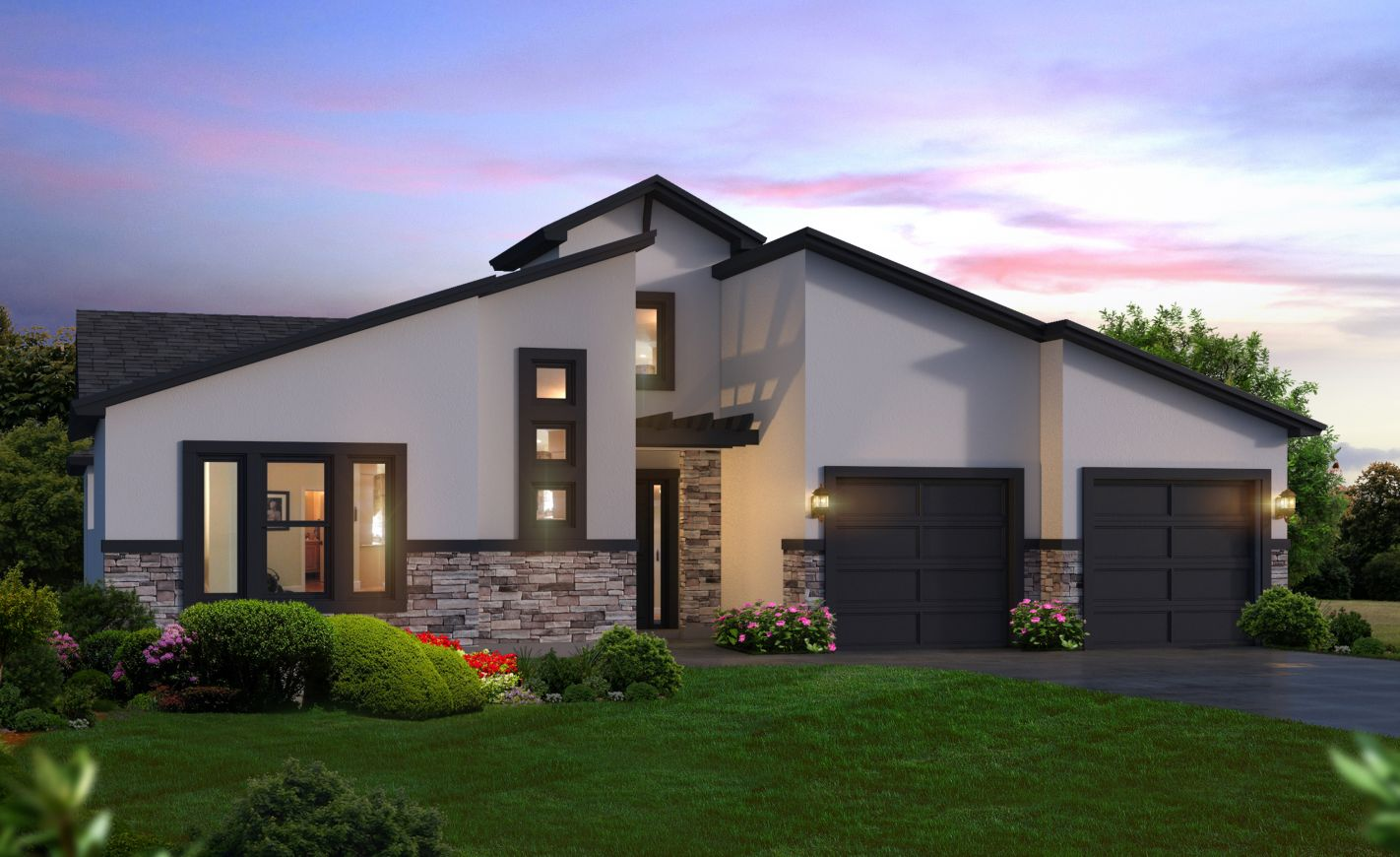 New homes in oakmont gainesville ici homes for Contemporary homes for sale in florida