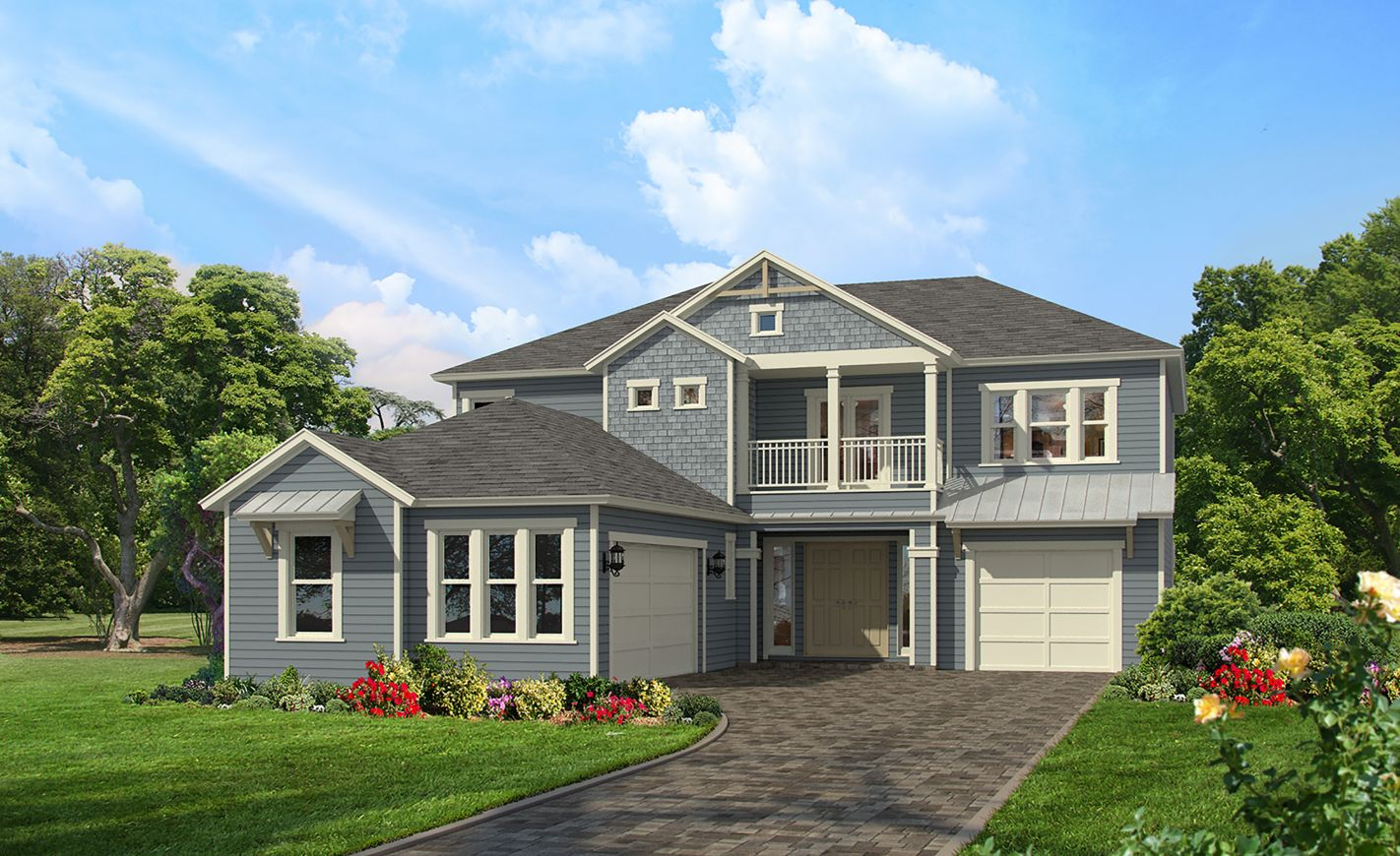 Nocatee Homes for Sale - The Victoria at Nocatee