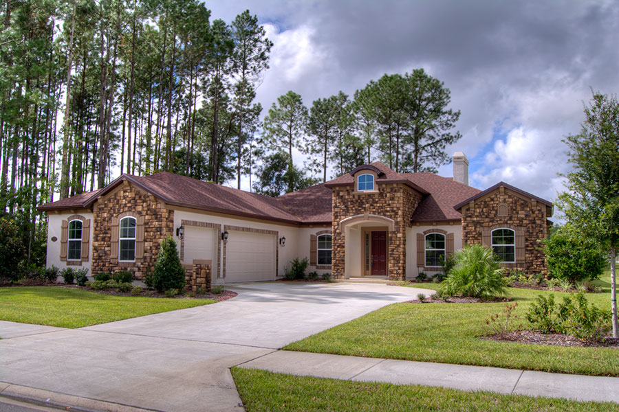 Egret iii at julington creek ici homes for Ici floor plans