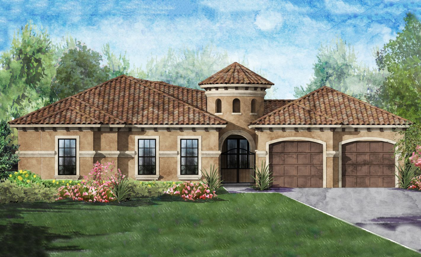 Nocatee Homes for Sale - The Madeline II at Nocatee