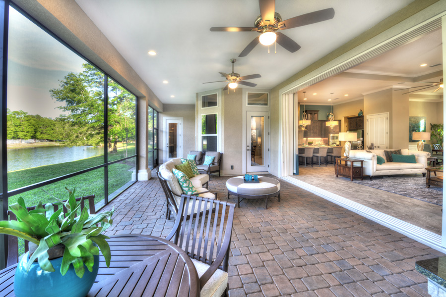 Porch Vs Deck Which Is The More Befitting For Your Home: Egret V At Amelia National