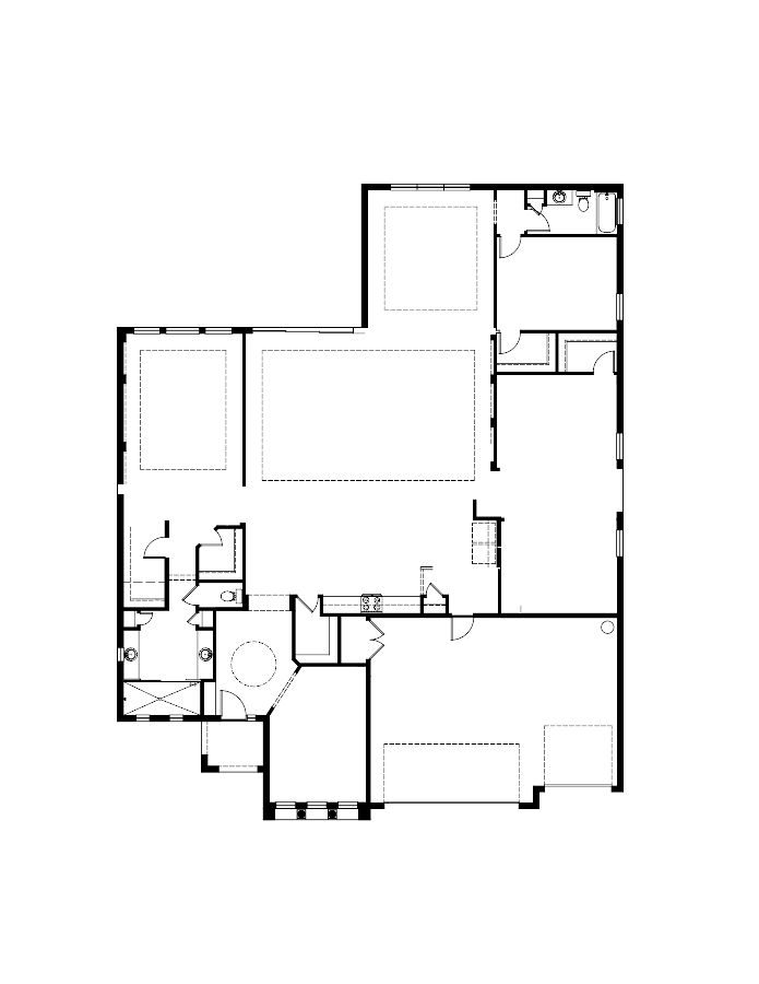 The Pamela Floorplan at Tamaya