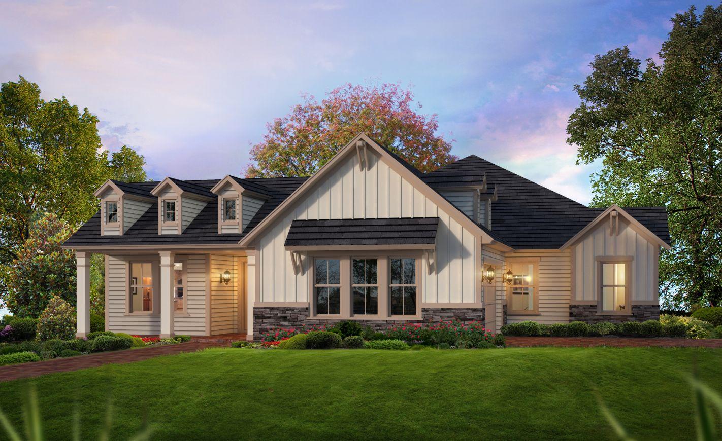 New Homes for Sale Ormond Beach FL - The Santa Cruz at Plantation Bay