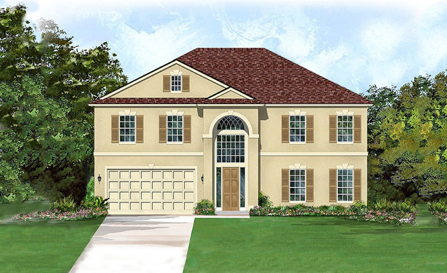 New homes in waters edge port orange ici homes for Ici floor plans