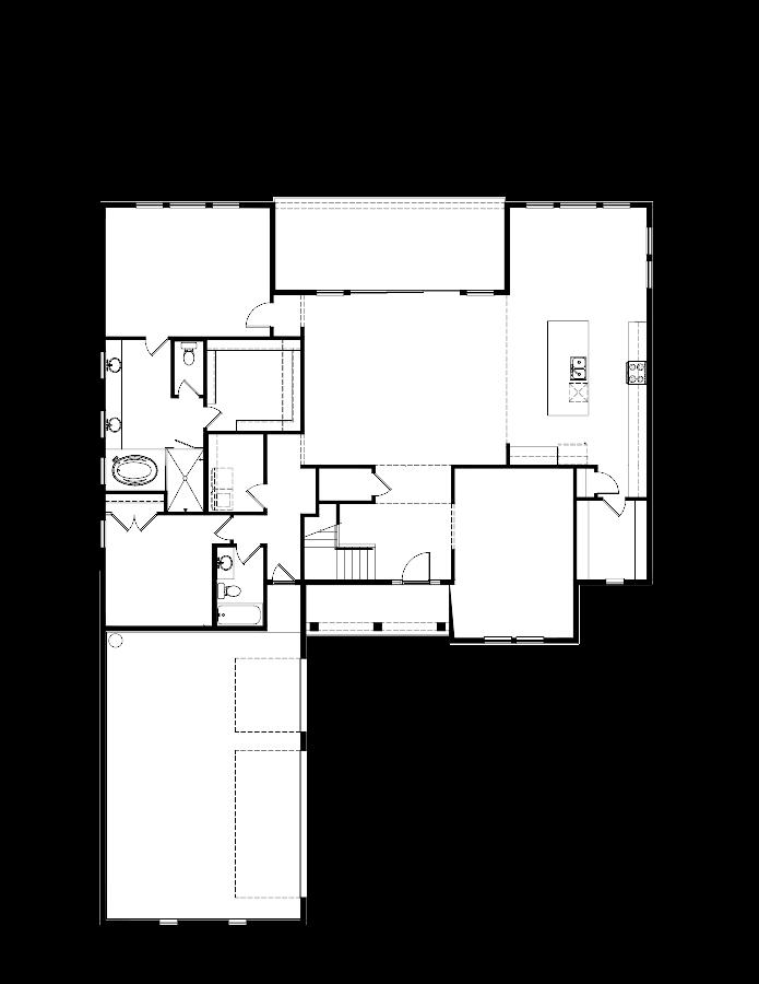 The Sonoma Floorplan at Nocatee