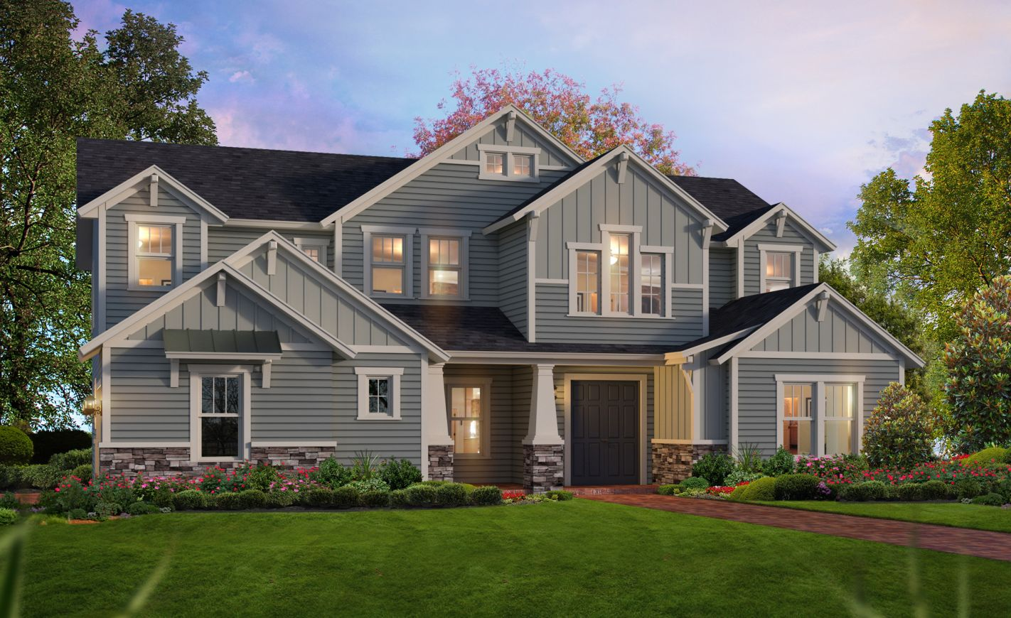 New homes in brown 39 s landing port orange ici homes for Florida house builders