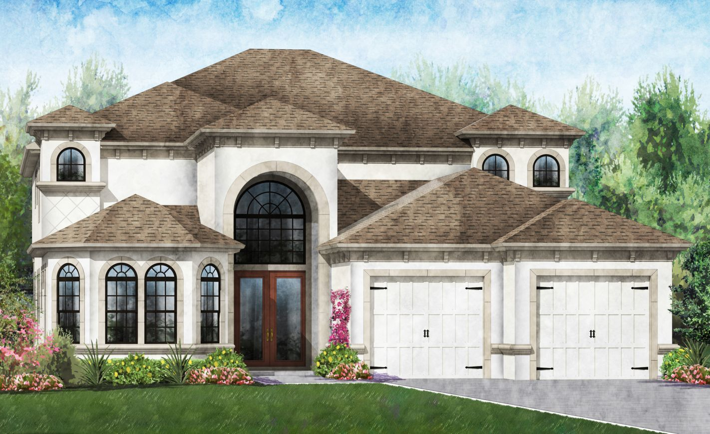 M-large Ici Homes Florida Floor Plans Egret Vi on
