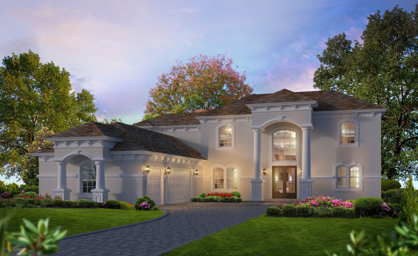 New Homes for Sale in Jacksonville FL  - The Southern Breeze II at Tamaya