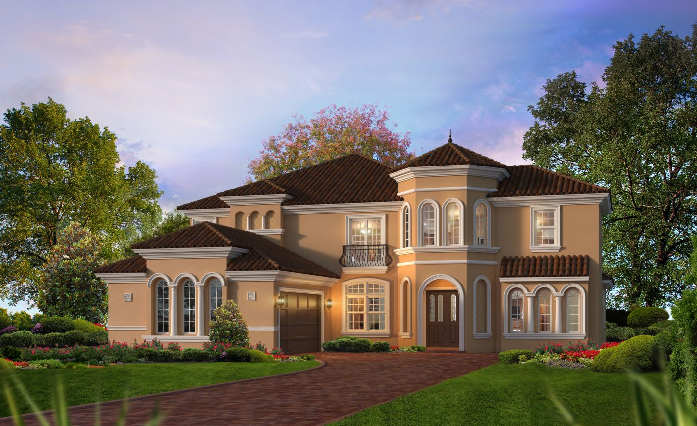 Palm Coast Homes for Sale - The Augusta at The Conservatory