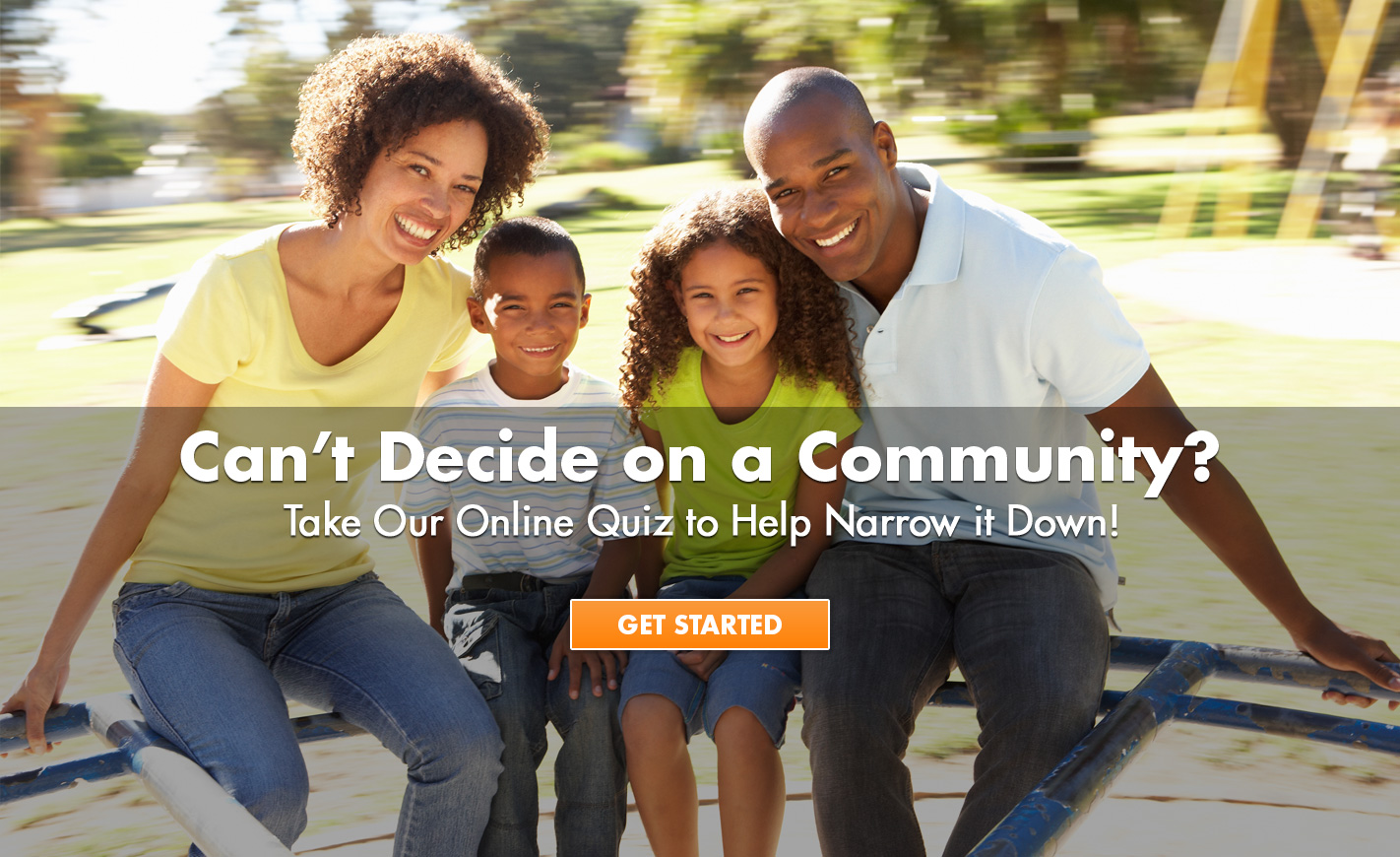 Take Our Online Quiz to Narrow Down Your Community Choices
