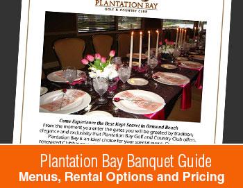 Plantation Bay Banquet Guide