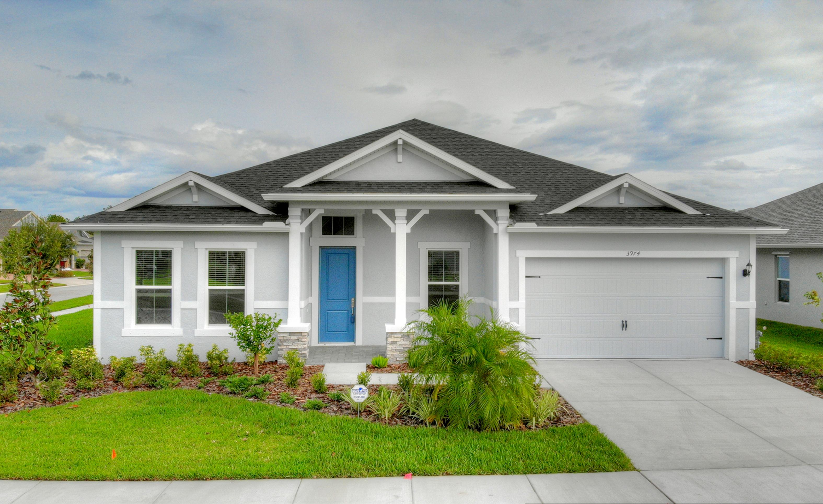 3974 Blue Lantana Lane, Land O' Lakes FL