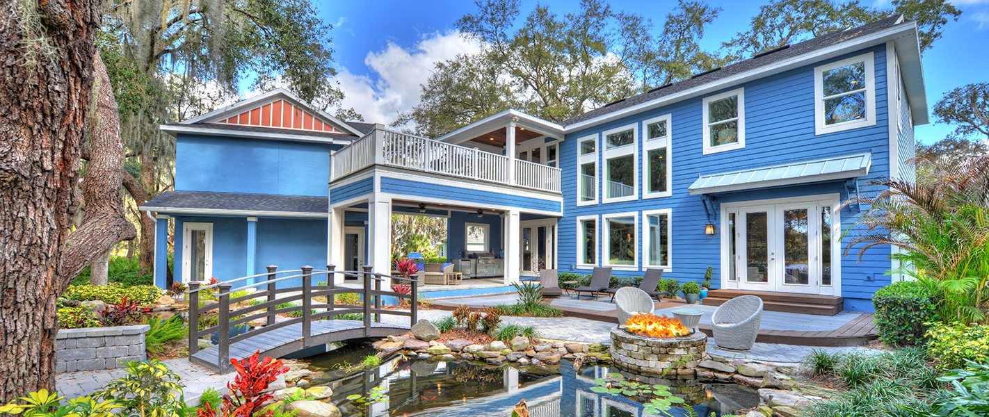 The Shenandoah - Custom Florida Home