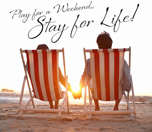 Discovery Tours - Play for a Weekend, Stay for Life